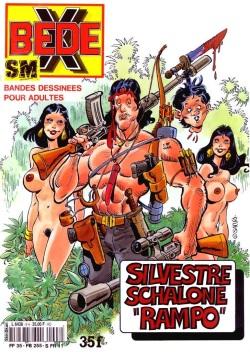 "Silvestre Schalone ""Rampo"""